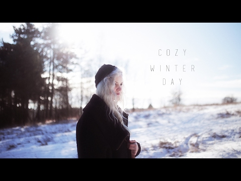 Vlog 1 / winter shooting, cozy afternoon, packing orders,