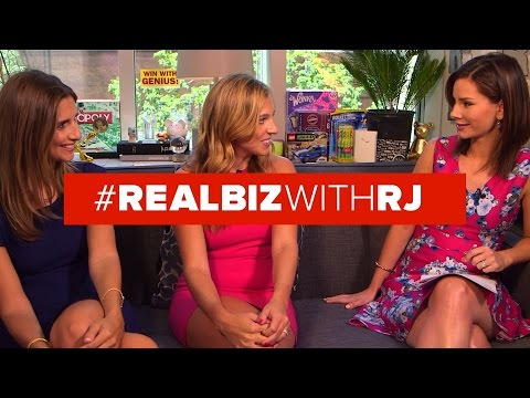 theSkimm | Real Biz with Rebecca Jarvis | ABC News