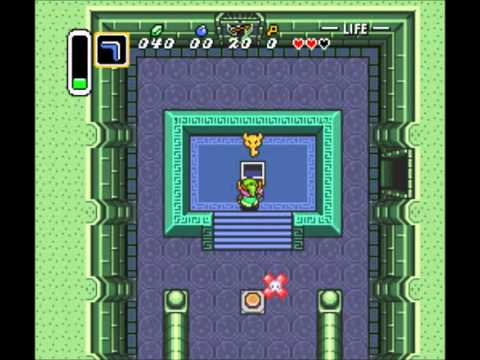 The legend of zelda a link to the past pendant of courage youtube the legend of zelda a link to the past pendant of courage aloadofball Choice Image