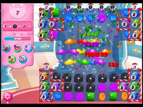 Candy Crush Saga Level 3270 - NO BOOSTERS