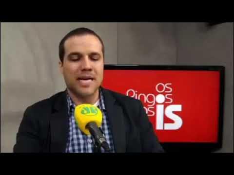 Augusto Nunes, Felipe Moura Brasil e José Maria analisam o candidato Bolsonaro.
