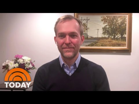 Utah Rep. Ben McAdams: Coronavirus 'Hit Me Really Hard' | TODAY