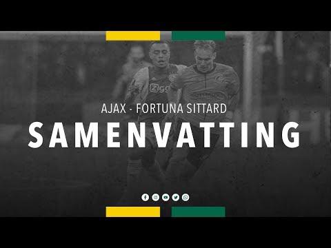 📺 Eredivisie | Ajax - Fortuna Sittard