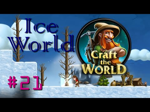Craft The World | Ice Planet | Let's Play 21 | Farming
