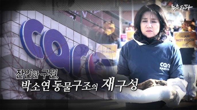 뉴스타파 목격자들 - 잔인한 구원, 박소연 동물구조의 재구성