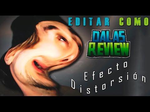 EDITAR COMO DALASREVIEW | Sony Vegas 12 | Efecto distorsión (remolino)