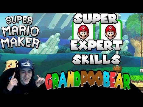 100 Man Super Expert: F*ck this game Mario Maker