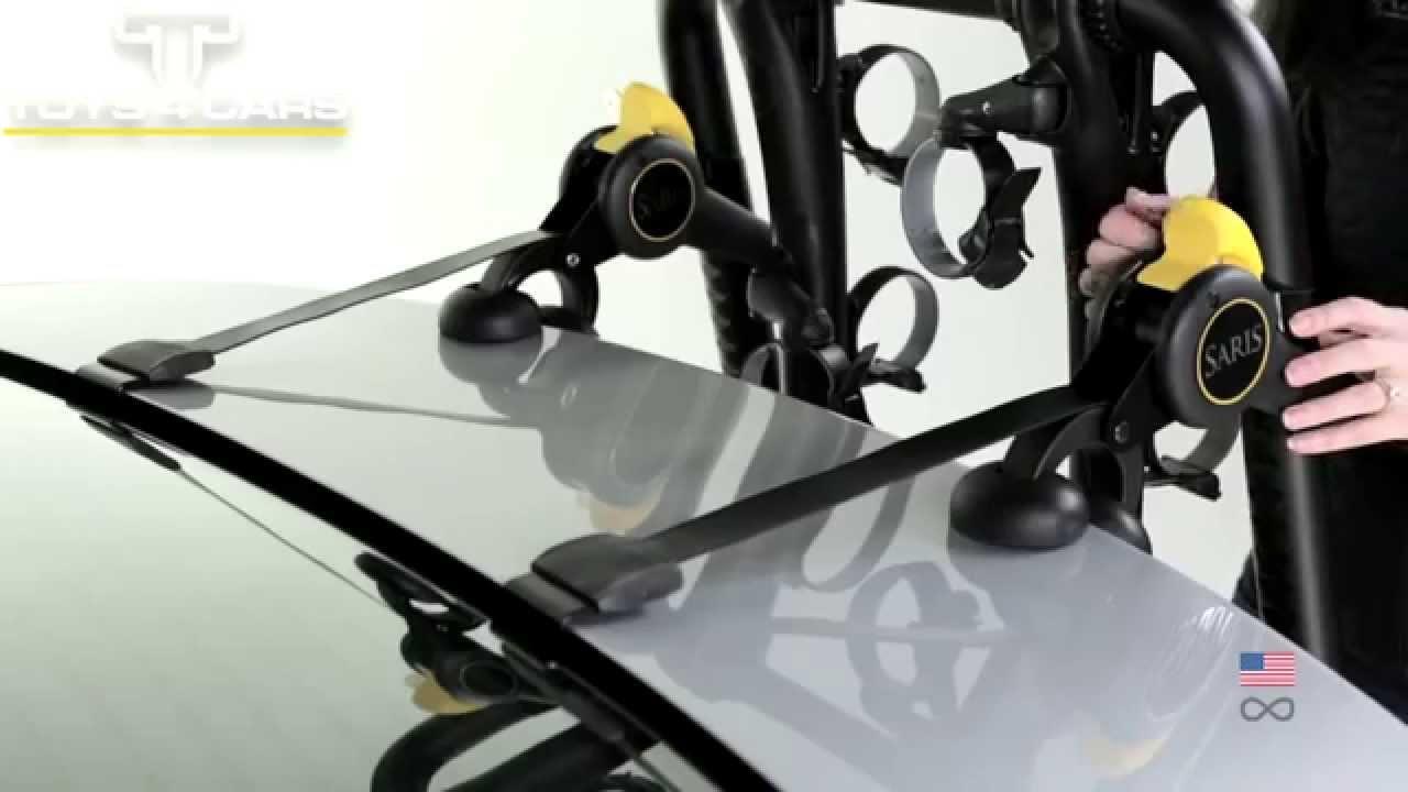 Saris Bones Rs 3 Bike Rack Overview Youtube