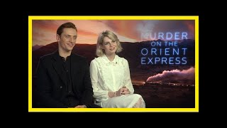Lucy boynton on 'murder on the orient express', 'bohemian rhapsody' and gareth edwards' 'apostle'