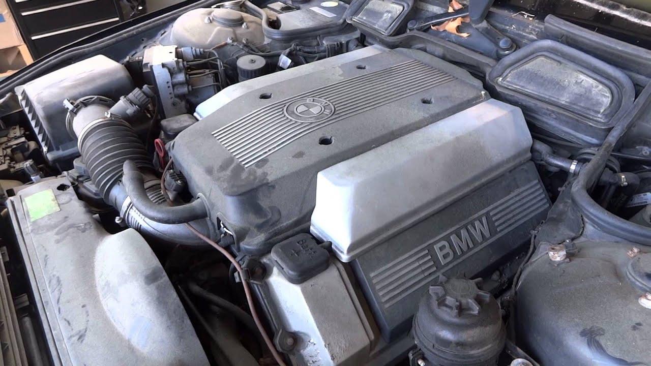 2001 Bmw 740il Engine Diagram Audi A4 Exhaust System 740i 1997 3