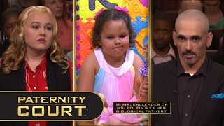 Sneaking Around At Lunch Time During Work Hours (Full Episode)   Paternity Court
