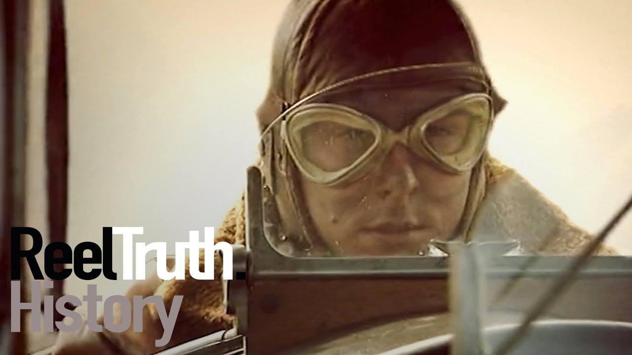 Download Fighting the Red Baron - Recreating WWI Missions | History Documentary | Reel Truth. History