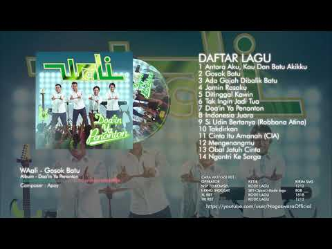 Wali - Doa'in Ya Penonton (Full Album)