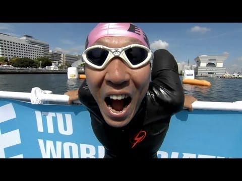 Highlights of the Yokohama  Age Group and Para Triathlon Race