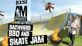 CCS Am Project | Backyard BBQ & Mini Ramp Jam