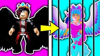 I'M TRAPPED IN THE DARK FAIRY DORM! MALTY IS BACK TO LIFE?! 😈 Royale High School | Roblox Roleplay
