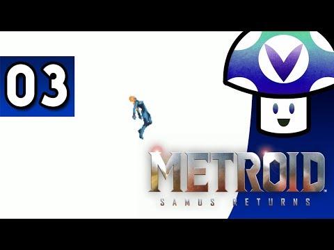 [Vinesauce] Vinny - Metroid: Samus Returns (part 3)