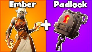 "10 BEST ""SEASON 8"" SKIN + BACKBLING COMBOS in Fortnite! (new season 8 combos)"