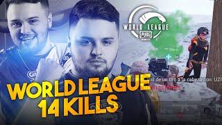 WORLD LEAGUE - 14 KILLS | TEAM QUESO [PUBG MOBILE] AXEEL YouTube Videos