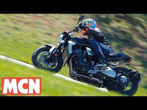 HONDA CB1000R | First Rides | Motorcyclenews.com