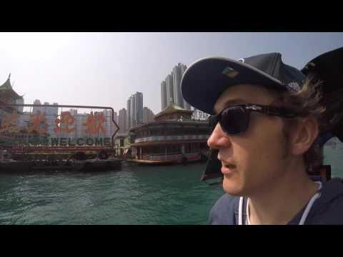 Sampan Ride - Exploring Aberdeen, South Hong Kong Island