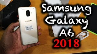 Samsung Galaxy A6 2018 Unboxing | Expensive for Pakistani Market!!