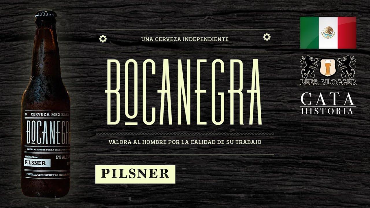 Cerveza BOCANEGRA Pilsner - CATA & Historia