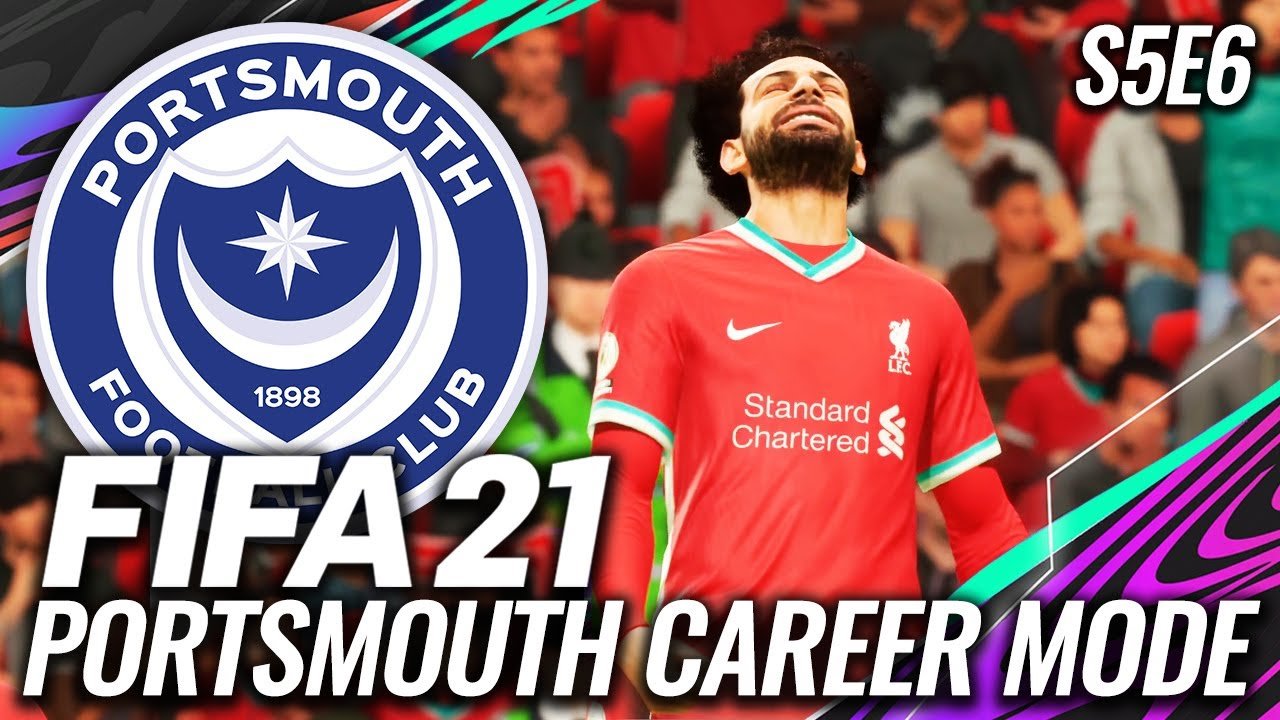 Download SALAH IS UNSTOPPABLE?!   FIFA 21 PORTSMOUTH CAREER MODE S5E6