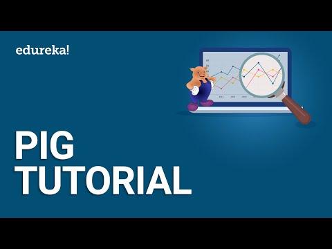 Pig Tutorial | Apache Pig Script | Hadoop Pig Tutorial | Edureka