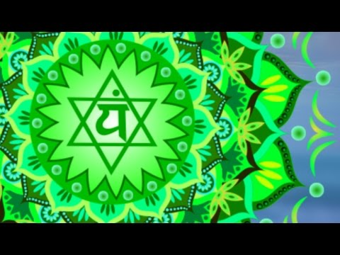 Extremely Powerful | Heart Chakra Meditation Music | Anahata