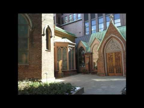 New York City up-close - Church of the Transfiguration