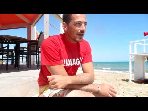 Puglia Guide: Beachhopping/Lido Bizzarro