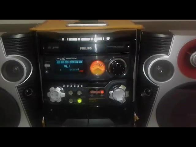 Mini system Philips fw c507