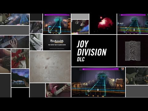 Joy Division Song Pack – Rocksmith 2014 Edition Remastered DLC