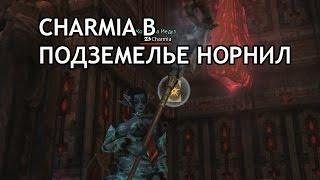 Чармия в подземелье Норнил (кач магом- полный гайд)
