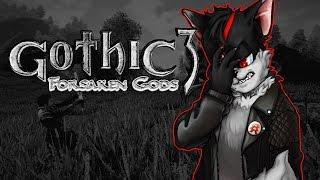 Gothic 3 Forsaken Gods Прохождение Часть 4