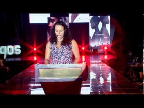 Why everyone should love Lagos: Tannaz Bahnam at TEDxLagos