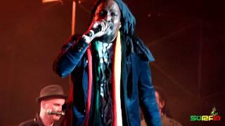 Sly Dunbar & Robbie Shakespeare Feat. Junior Reid - Garance Reggae Festival 2011