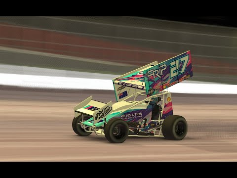 Some fast facts for the Revolution Satellite Racing Team. - dirt track racing video image