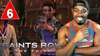Saints Row 3 The Third Gameplay Walkthrough Part 6 - Take Over The City - Lets Play