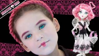 c a cupid monster high doll costume makeup tutorial