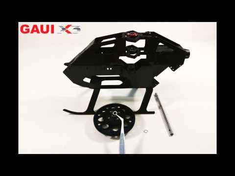 GAUI X3 Assembly