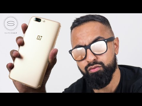 Download Youtube: OnePlus 5 SOFT GOLD (Limited Edition)