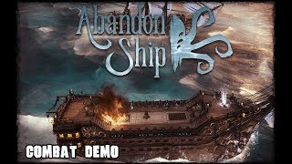 Abandon Ship - Combat Demo - FTL in a Fantasy Age of Sail