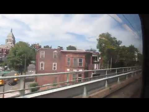 how to get to glenside by train