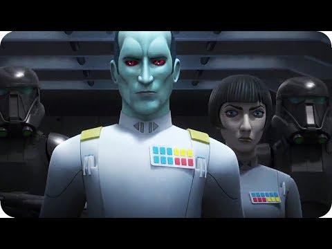 Star Wars Rebels Season 4 Trailer 2 (2017) Disney XD Series