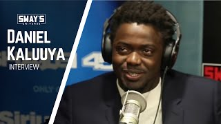 Daniel Kaluuya Talks New Lena Waithe Movie 'Queen & Slim' | SWAY'S UNIVERSE