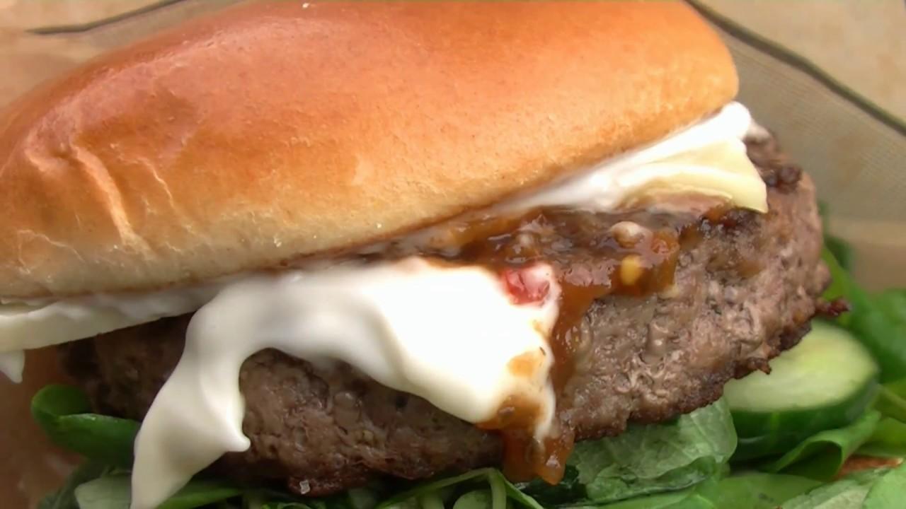 Nowy Maestro fresh burger Deluxe z McDonalds!