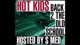 "HOT KID ""Back 2 The Old Schoold"" XTRA RARE SPANISH INDIE RAP"