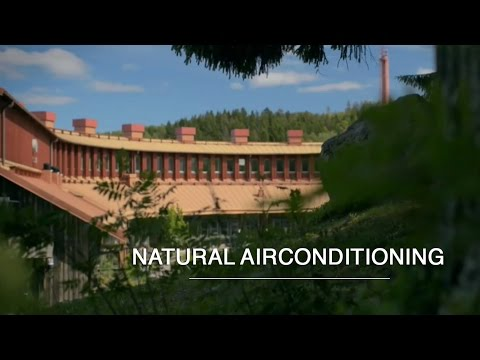 Termite Ventilation - Natural Air Conditioning - Green Renaissance